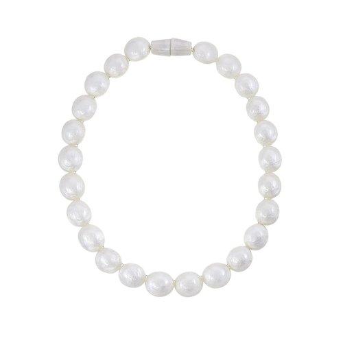 ZSISKA Halsketting Q24 white | Carla