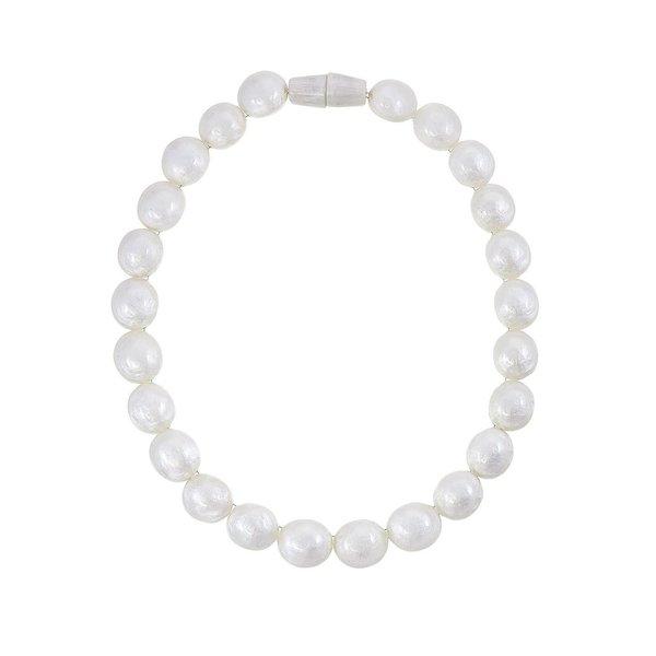 Halsketting Q24 white | Carla