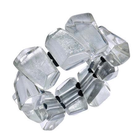 ZSISKA Bracelet Silverfoil  | Emocion