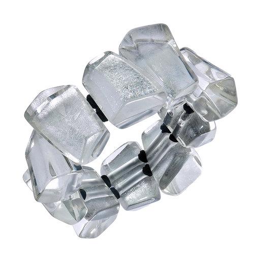 ZSISKA Armband Silverfoil  | Emocion