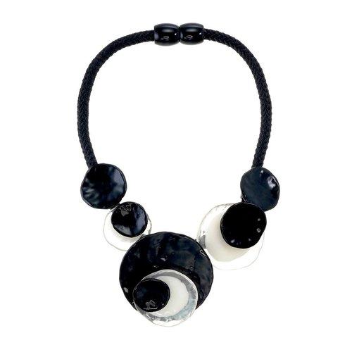 ZSISKA Halsketting black | Dok Mai
