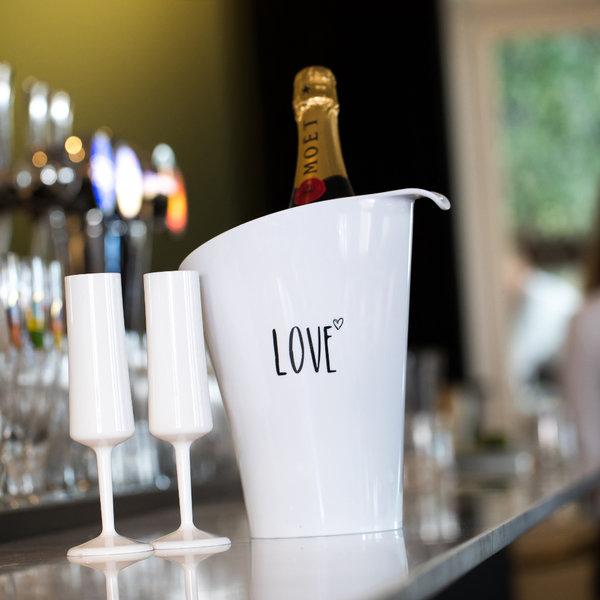 Seau à champagne: Love