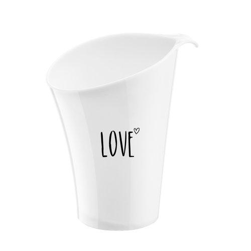Koziol Seau à champagne: Love