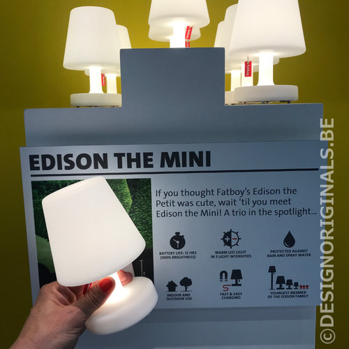 Fatboy Edison the Mini set (3 lampjes)