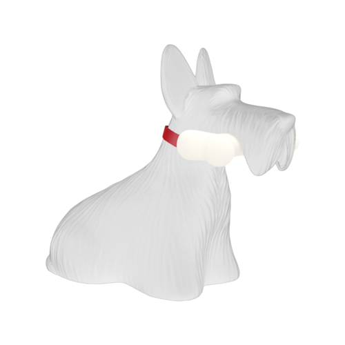 Qeeboo Scottie blanc