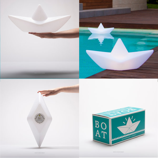 The Boat lamp