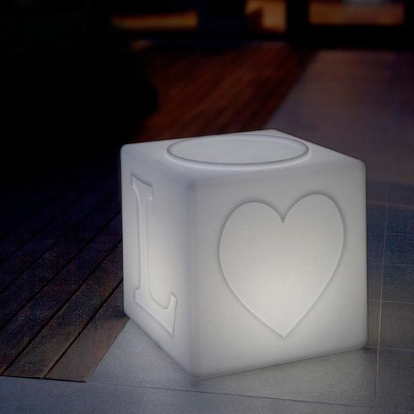 The LOVE lamp