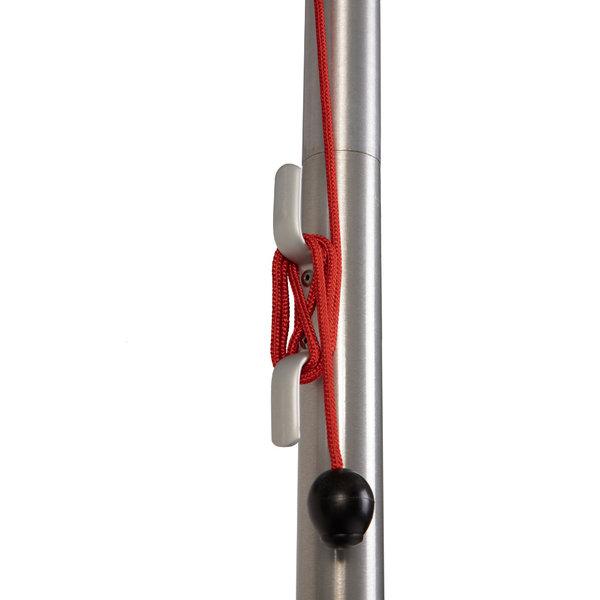 Stripesol Red Ø 350 cm