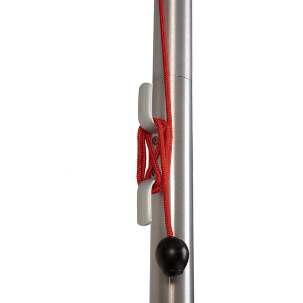 Stripesol Anthracite Ø 350 cm