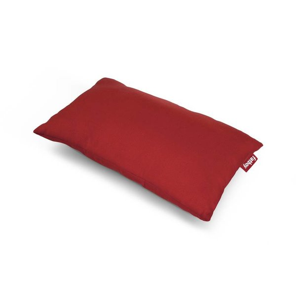 Coussin Pupillow - 66 x 40 cm - Rouge
