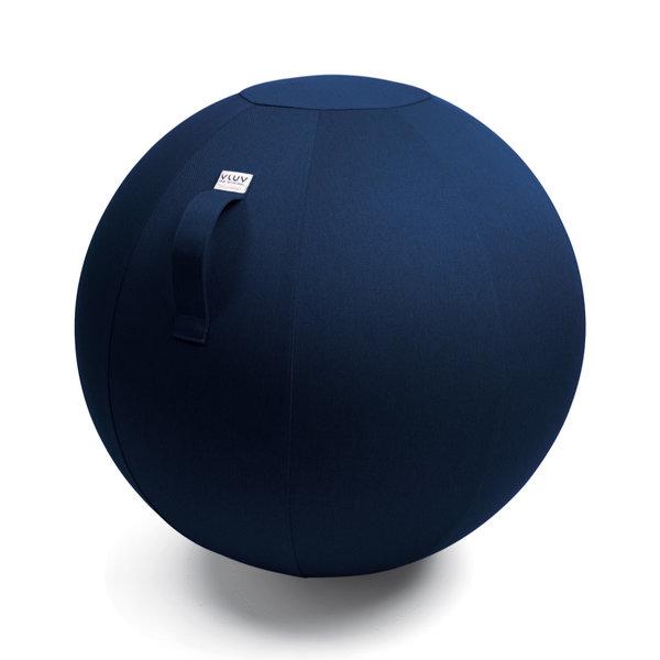 LEIV Pouf siège ballon Royal Blue