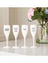 Flûte à champagne: #staycation   100 ml