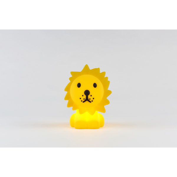 Leeuw Eerste Licht Nachtlamp 25 cm