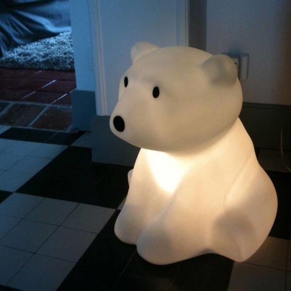 Lamp Nanuk 42cm - ijsbeer