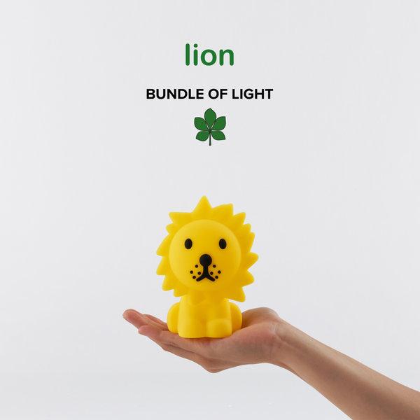 Mini lamp Leeuw - Bundle of Light
