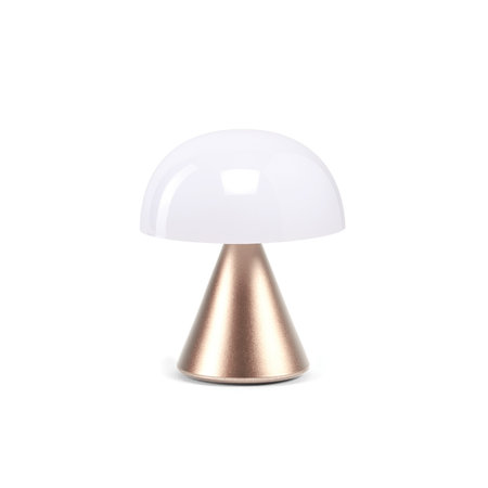 Lexon Mina Lamp | Soft Gold