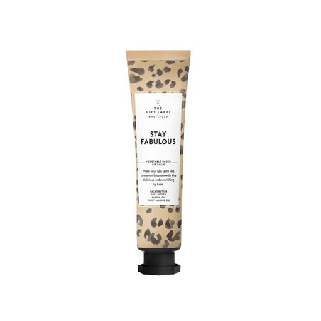 The Gift Label Crème lèvres tube 15 ml | Stay Fabulous