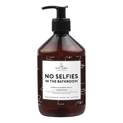 The Gift Label Savon mains 500 ml | No Selfies
