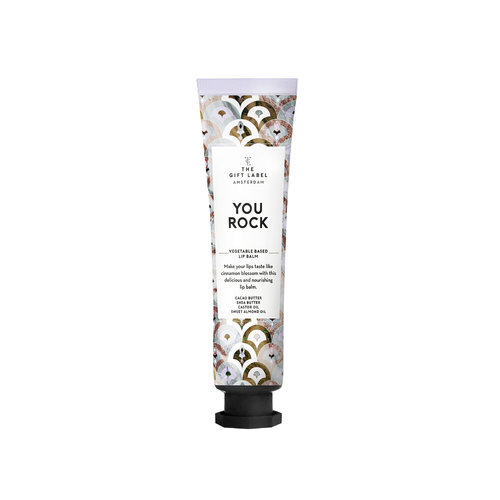 The Gift Label Crème lèvres tube 15 ml | You Rock