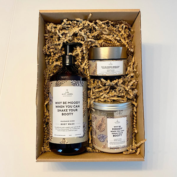 Gift Set deluxe | Why be moody