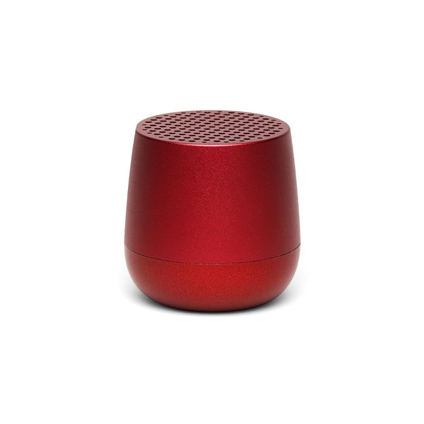 Mino+ Speaker | Dark Red