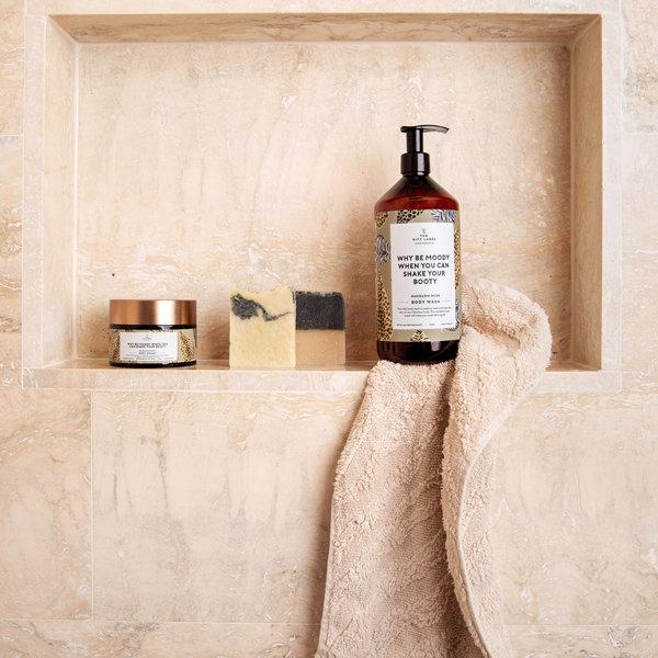 Body Salt Scrub 600 g | Why be moody