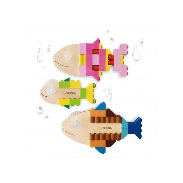 Brikkon Vissen