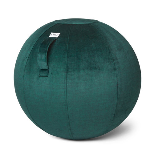 VLUV VARM Pouf siège ballon Forest
