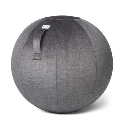 VLUV VARM Pouf siège ballon Anthracite
