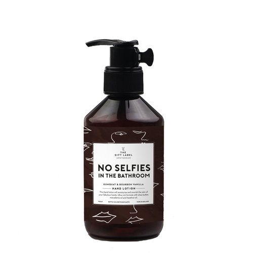 The Gift Label Hand Crème Ultra 250 ml | No Selfies