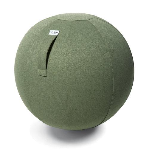 VLUV SOVA Pouf siège ballon Pesto
