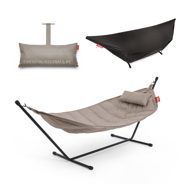 Fatboy Hangmat Superb Nature Grey (Sunbrella)