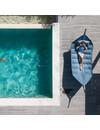 Fatboy Hamac Superb Steel Blue (Sunbrella)