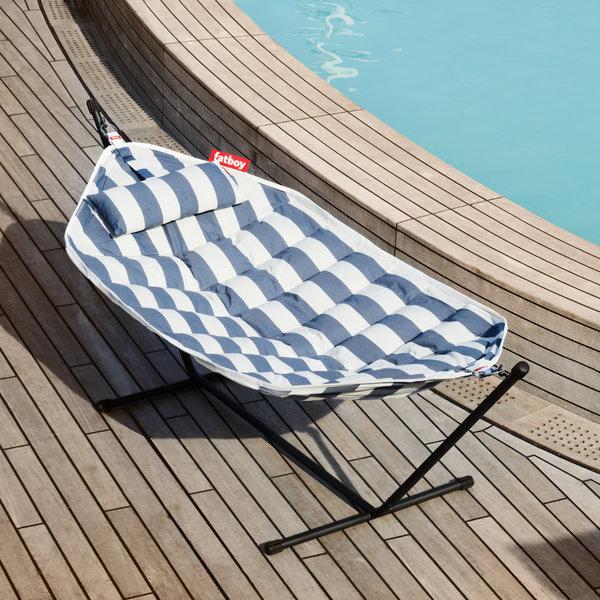 Fatboy Hamac Superb Stripe Ocean Blue (Olefin)