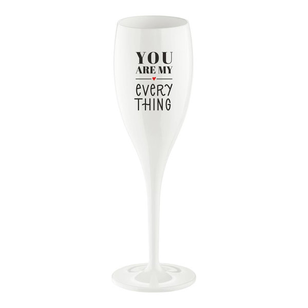 Champagneglas: You are my every thing