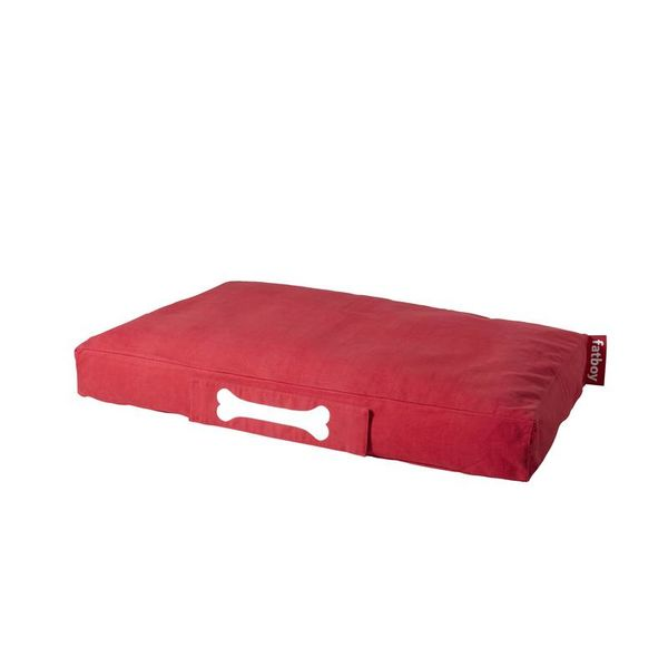 Doggielounge Stonewashed Groot 120 x 80 cm Rood