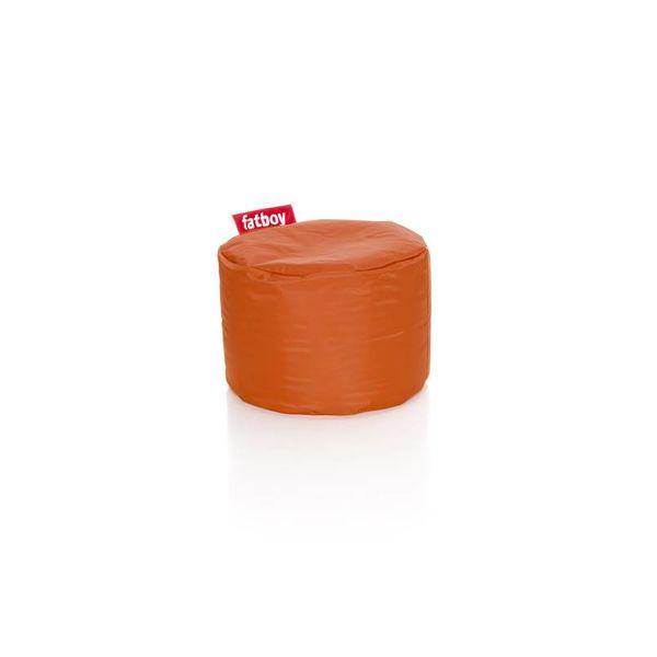 Pouf Rond Point Fatboy - Orange