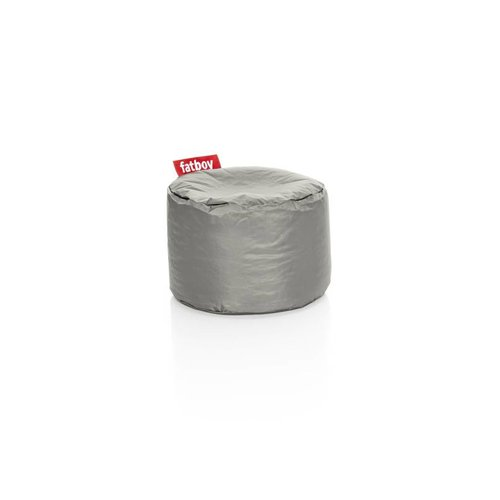 FATBOY Pouf Rond Point Fatboy - Argent
