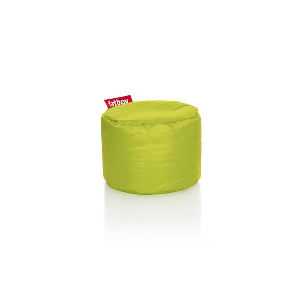 Pouf Rond Point Fatboy - Vert Lime