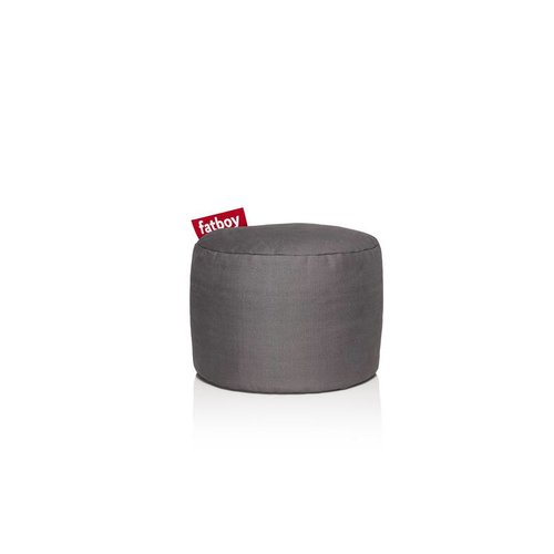 Fatboy Pouf Rond Point Fatboy - Gris Stonewashed
