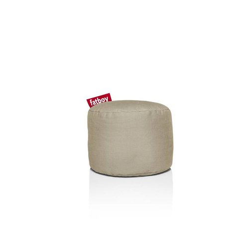 FATBOY Pouf Rond Point Fatboy - Sable Stonewashed