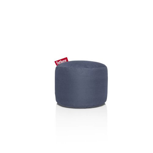 Fatboy Pouf Rond Point Fatboy - Bleu Stonewashed