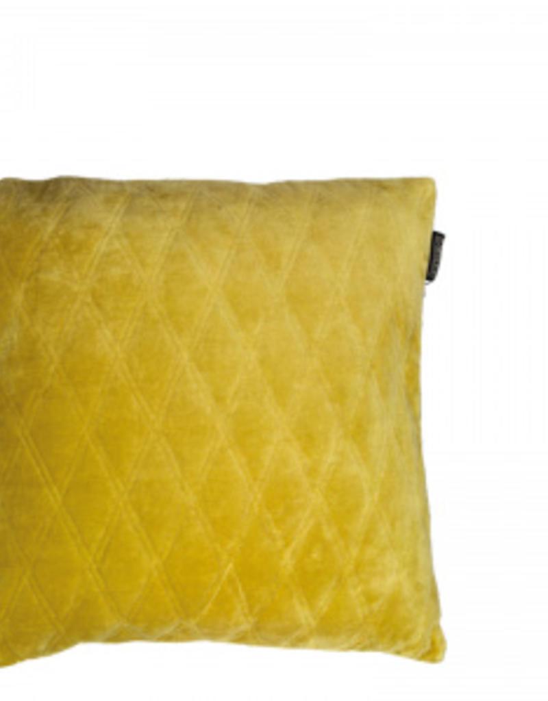 Lifestyle dascha pillow olive 50x50cm