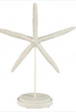 J-line zeester polystone op standaard