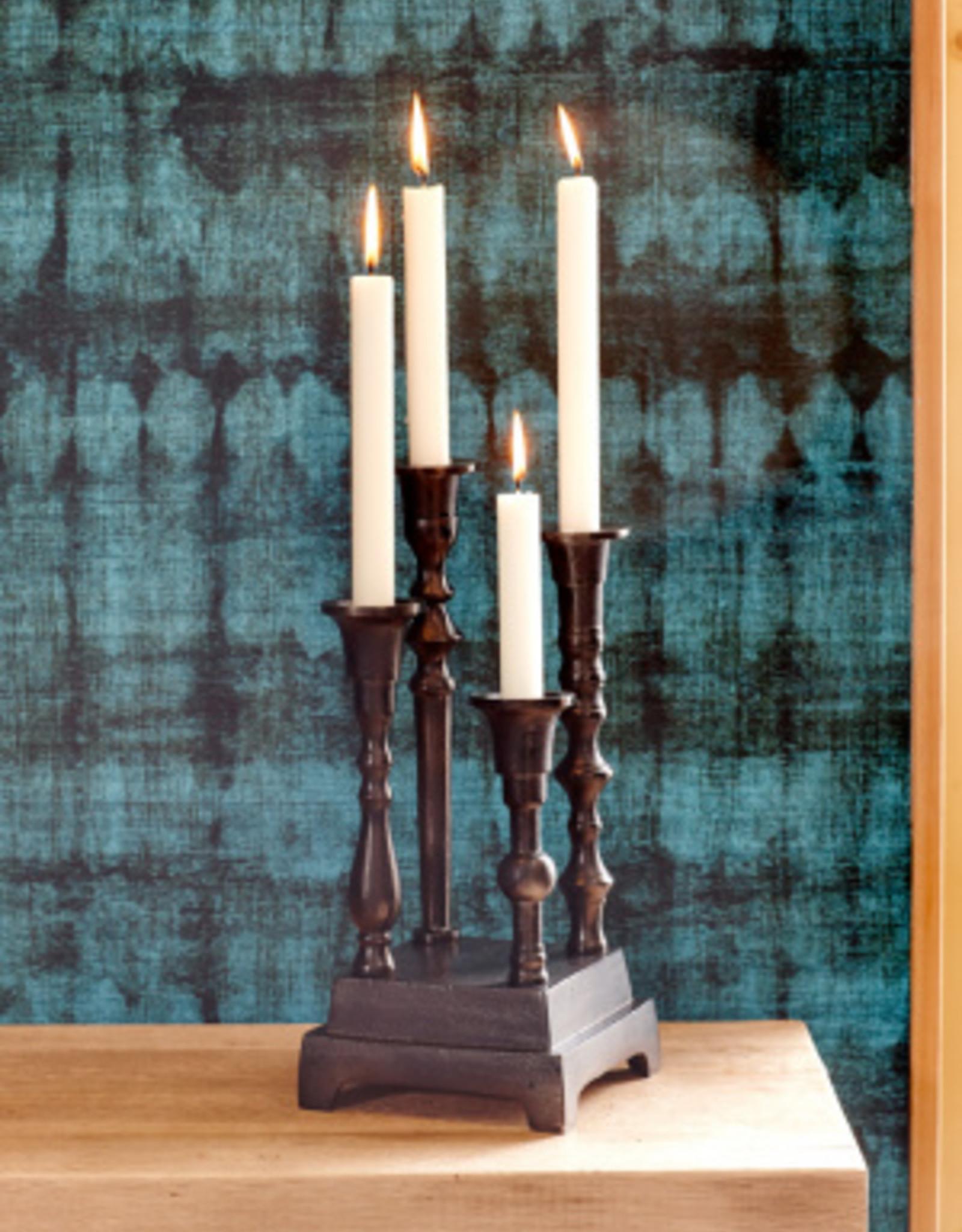 Lifestyle avelino candle holder brass
