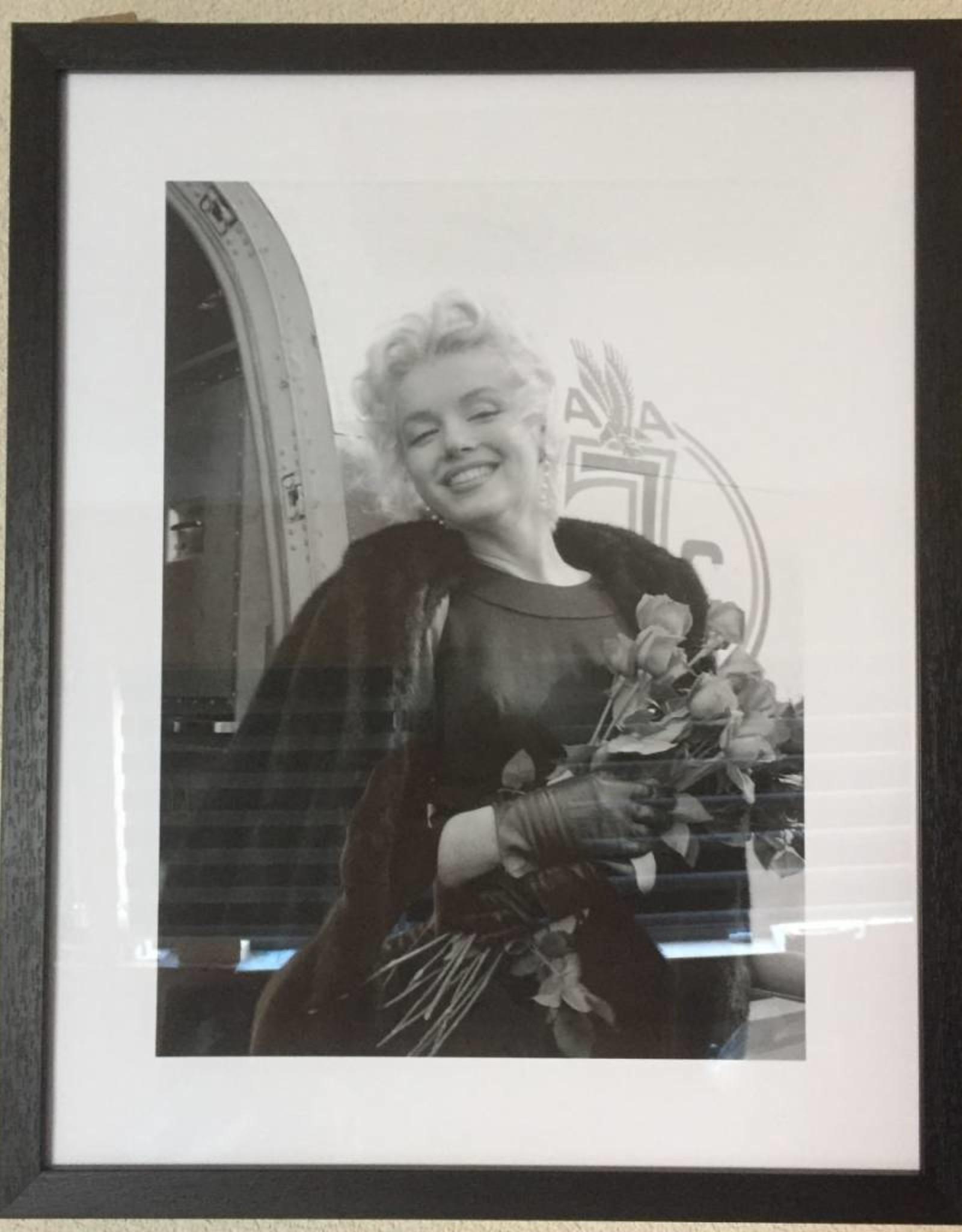 Snel Decoratie Fotoprint Monroe-002 met lijst