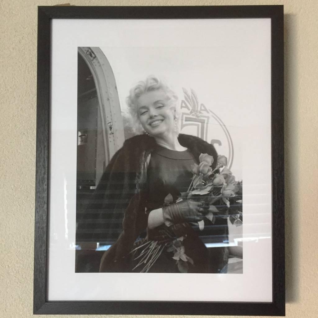Art Collection International Fotoprint Monroe-002 met lijst