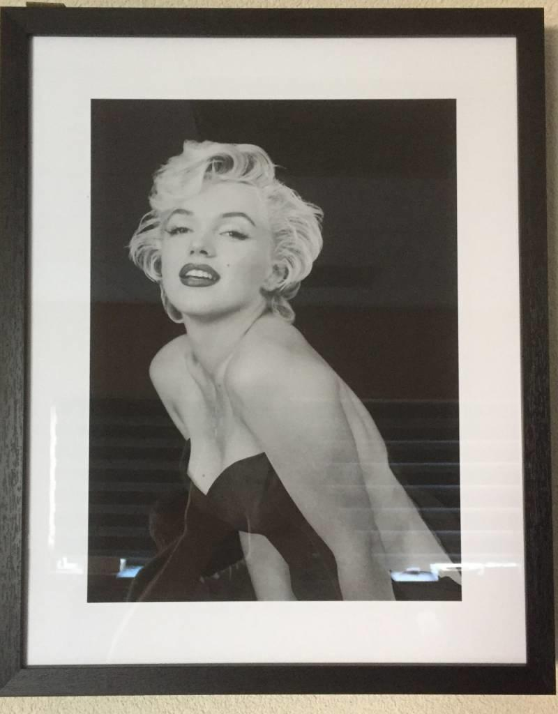 Snel Decoratie Fotoprint Monroe-004 met lijst