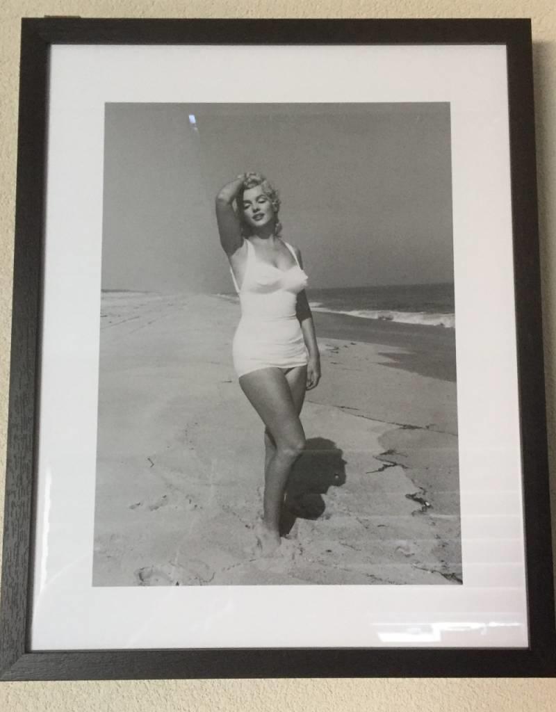 Snel Decoratie Fotoprint Monroe-006 met lijst
