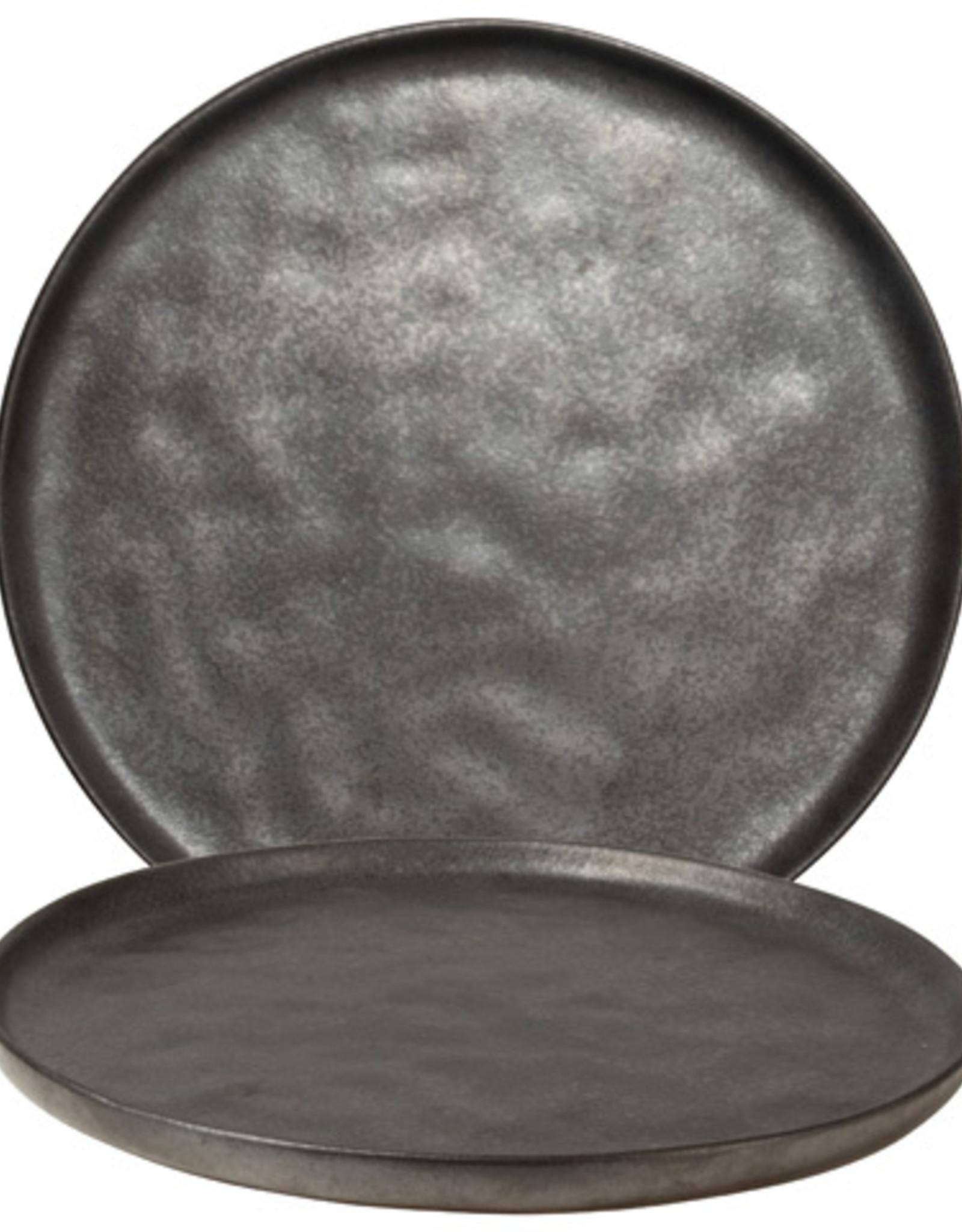 Gusta Bordt dia 20x5cm Zwart TT Shimmer